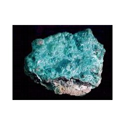 Cuprite and Chrysocolla